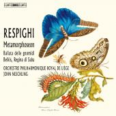 Album artwork for Respighi: Metamorphoseon, P. 169, Ballata delle gn