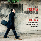 Album artwork for Prokofiev: Violin Concertos Nos. 1 & 2 & Sonata fo