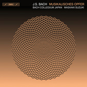 Album artwork for J.S. Bach: Musikalisches Opfer