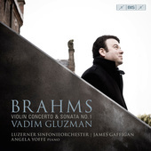 Album artwork for Brahms: Violin Concerto in D Major, Op. 77 & Violi
