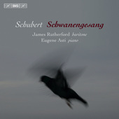 Album artwork for Schubert: Schwanengesang / Rutherford