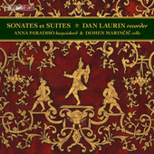 Album artwork for Recorder Sonates et Suites / Laurin
