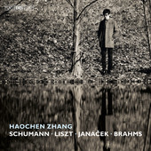 Album artwork for Schumann, Liszt, Janácek & Brahms: Piano Works