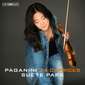 Album artwork for Paganini: 24 Caprices