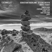 Album artwork for Sebastian Fagerlund: Drifts, Stonework & Guitar Co