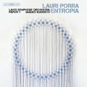 Album artwork for Lauri Porra: Entropia