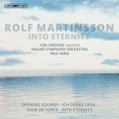 Album artwork for Martinsson: Into Eternity