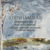 Album artwork for Stenhammar: Symphony No. 2 & Ett drömspel
