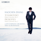 Album artwork for Tchaikovsky: Piano Concerto No. 1 - Prokofiev: Pia