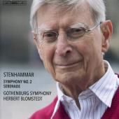 Album artwork for Stenhammar: Symphony No. 2 in G Minor, Op. 34 & Se