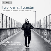 Album artwork for I wonder as I wander