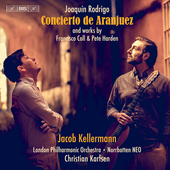 Album artwork for Rodrigo: Concierto de Aranjuez