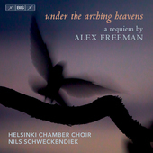 Album artwork for Freeman: Under the Arching Heavens: A Requiem - A