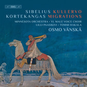 Album artwork for Jean Sibelius: Kullervo, Op. 7 - Olli Kortekangas: