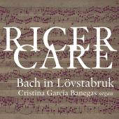 Album artwork for Ricercare: Bach in Lövstabruk