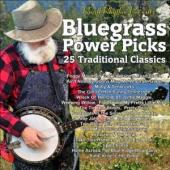 Album artwork for Bluegrass - Power Picks: 25 Traditional Classics