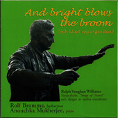 Album artwork for AND BRIGHT BLOWS THE BROOM