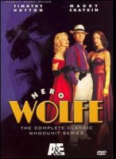 Album artwork for Nero Wolfe:The Complete Classic Whodunit Series (8