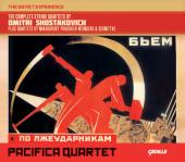 Album artwork for Shostakovich: String Quartets / Pacifica Quartet