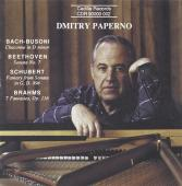 Album artwork for DMITRY PAPERNO: GERMAN PROGRAM