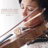 Album artwork for Bach & Beyond Part 2 / Koh
