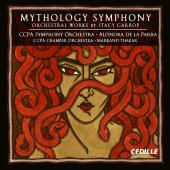 Album artwork for Stacy Garrop: Mythology Symphony, Thunderwalker &