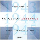 Album artwork for Voices of Defiance