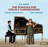 Album artwork for Bach: Sonatas for Violin & Harpsichord / Barton Pi