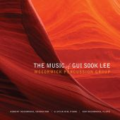 Album artwork for MUSIC OF GUI SOOK LEE