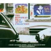 Album artwork for The European Film Music Collection