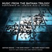 Album artwork for Music from the Batman Trilogy