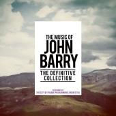Album artwork for The Music Of John Barry - The Definitive Collectio