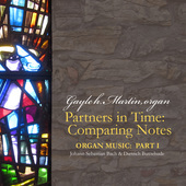 Album artwork for Bach & Buxtehude: Organ Works