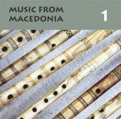 Album artwork for Music From Macedonia 1