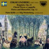 Album artwork for OSKAR LINDBERG: REQUIEM, CHORAL PIECES A CAPPELLA,