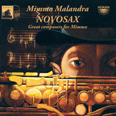 Album artwork for Novosax - Great Composers for Mimmo