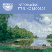 Album artwork for Introducing Sterling Records