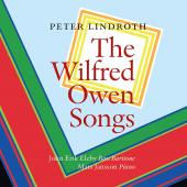 Album artwork for Lindroth: The Wilfred Owen Songs / Eleby, Jansson