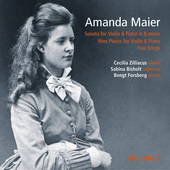 Album artwork for Amanda Maier, Vol. 2