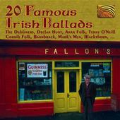 Album artwork for 20 Famous Irish Ballads