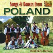 Album artwork for Karolinka: Songs & Dances from Poland