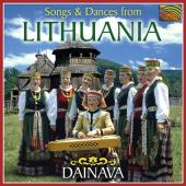 Album artwork for Dainava: Songs & Dances from Lithuania