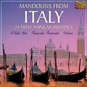 Album artwork for Mandolins from Italy