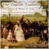 Album artwork for The English Tradition - 400 Years fo Music & Song