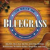 Album artwork for 20 Best of Bluegrass