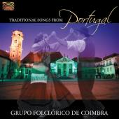 Album artwork for TRADITIONAL SONGS FROM PORTUGA