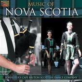 Album artwork for Music of Nova Scotia