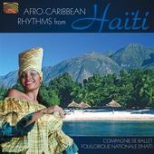 Album artwork for AFRO-CARIBBEAN RHYTHMS FROM HA