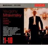 Album artwork for Mravinsky Edition 10-CD set