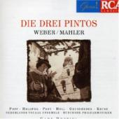 Album artwork for Weber: Die Drei Pintos
